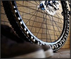 ERW Airless Bike Tire