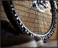 ERW Airless Bike Tire