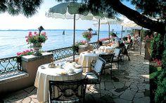Hotel Cipriani, Venice, Italy, Restaurant