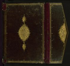 Illuminated Manuscript of One Hundred Sayings, Walters Art…   Flickr