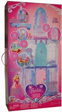 Barbie & The Diamond Castle Playset w/ Lights & Music