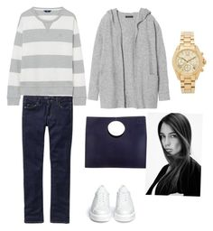 """""""Simplicity"""" by vierabresto on Polyvore featuring GANT, Robert Clergerie, Loewe, Michael Kors and Patagonia"""
