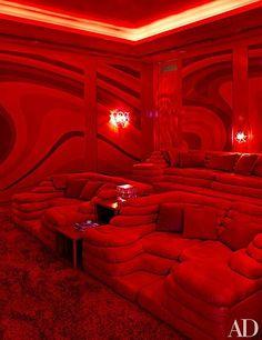 rode verlichting