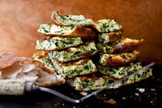 Ricotta and Spinach Frittata With Mint Recipe - NYT Cooking