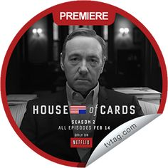 House of Cards Season 2 Premiere