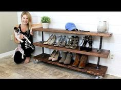 This Easy Industrial Project Is Not A Bench But Something Much More Useful! - Wise DIY | Wise DIY