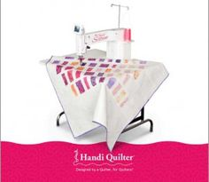 Tiara, the latest addition to our royal quilting family, is a 16 ... : sweet 16 long arm quilting machine - Adamdwight.com