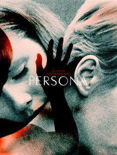 "last-picture-show: "" ""Ingmar Bergman, Persona, Movie Poster, 1966 "" """