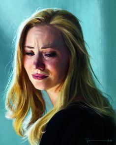 Karen Page - Daredevil Art Print