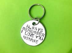 Most recent Screen Always remember I love you - Gift for wife - Wife Gifts - Personalise Keychain -. Suggestions Specialized gifts usually are gifts that could be directed at every person for birthday parties, w Love Quotes For Her, Cute Love Quotes, Happy Birthday Funny, Birthday Gifts For Her, Birthday Parties, Birthday Celebration, Love Gifts, Gifts For Wife, Best Friend Gifts