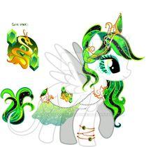 Custom Princess Dragon Emerald Theme by YukiAdoptablesPonies on DeviantArt