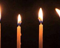 Citește acum Rugăciunea care te dezleagă până la al șaptelea neam - Romania News Romania News, Candles, Mai, Cots, Candy, Candle Sticks, Candle