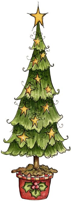 Love this Christmas Tree Graphic