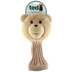 Ted Movie R Rated Talking Golf Headcover.  Buy it @ ReadyGolf.com