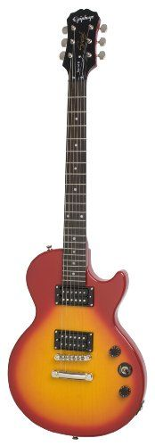 Epiphone LP Special II Les Paul Electric Guitar, Heritage Cherryburst