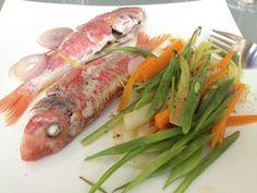 Deliciosa gastronomía con producto fresco local, hotel la Serena Altea