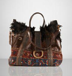 d5f490d18379 The Tapestry Bag - Ralph Lauren Style Guide Ralph Lauren Bags