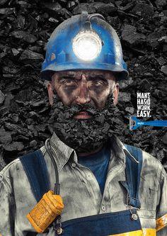 Adeevee - Éxito Razors: Coal Beard, Metal Beard, Stone Beard