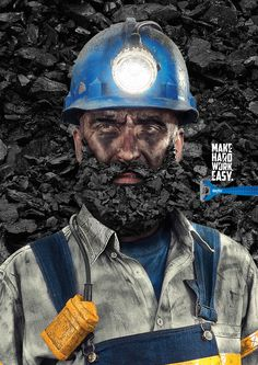 Adv / Éxito Razors: Coal Beard, Metal Beard, Stone Beard