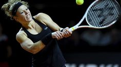 Laura Siegemund wins final in Stuttgart Tennis Racket, Endless, Beautiful Women, In This Moment, Sports, Woman, Medium, Autos, Stuttgart