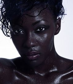 "maverickallydelicious: "" thetpr: "" lazynatural: "" Dark skin is beautiful "" Well damn. "" The second and third one > "" Black Girls Killing It Shop BGKI NOW Dark Beauty, Ebony Beauty, Beauty Skin, Beautiful Dark Skinned Women, My Black Is Beautiful, Beautiful Women Tumblr, Beautiful Pictures, Beautiful Ladies, Beautiful Eyes"