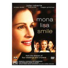 Mona Lisa Smile DVD Brand New Aus Region 4 - Julia Roberts