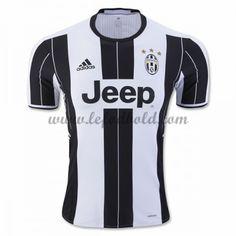 Billige Fodboldtrøjer Juventus 2016-17 Kortærmet Hjemmebanetrøje