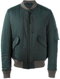 LANVIN Classic Bomber Jacket. #lanvin #cloth #jacket