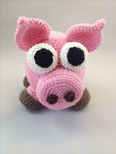 15 Besten Schwein Häkeln Bilder Auf Pinterest Crochet Pig