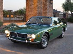 This 1969 Maserati Mexico (chassisAM112/1564) retains its matching-numbers 4.7 liter V8 and has recently undergone a full trim-off, glass-out respray. The seller also mentions a mechanical going-over, adding that it starts easily and runs well. The car looks fantastic in photos, and the ad further