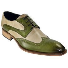 Duca Olive   Taupe Leather Wingtip Oxfords Fly Shoes, Shoes Sandals, Shoe  Boots, 117d32b2f36a