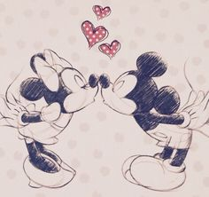 Mickey & Minnie
