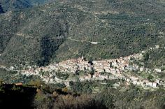 Apricale (IM), Val Nervia