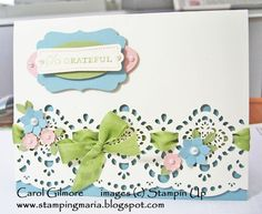 stampin up retirement cards | ... this card beautiful my upline carol gilmore shared this card with me i