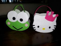Hello kitty candy bags!