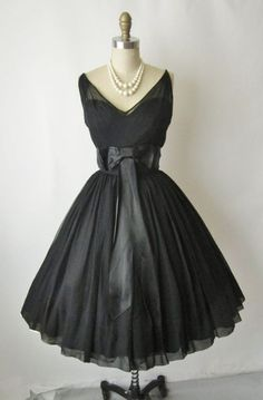 Vintage New Year's Eve Party Dress