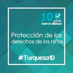 Nos preocupa el bienestar de los niños mexicanos #Turquesa10