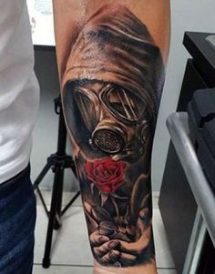 Arm Tattoo For Guys