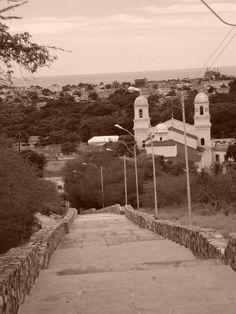 Vista de Cumaná. Estado Sucre, Venezuela.