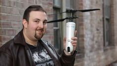 Another coaxial takes to the sky - sUAS News - The Business of Drones Drones, Selfies, Selfie Stick, Aerial Photography, New Zealand, Racing, Kite, Top Rated, Technology