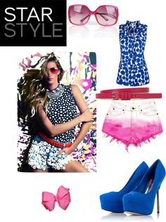 """""""star style"""" by funstyleloving on Polyvore"""