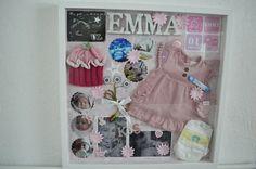 Line - Mamma og englemamma ♥: ★ Emmas minneramme ★