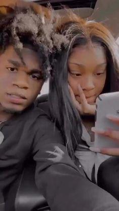 Freaky Relationship Goals Videos, Couple Goals Relationships, Relationship Goals Pictures, Black Love Couples, Cute Couples Goals, Boy And Girl Best Friends, Cute Black Babies, Mood Instagram, Dark Skin Girls