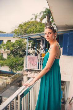 noiva modelo Ohana, Backless, Formal Dresses, Fashion, Beach Wedding Photography, Engagement, Role Models, Moda, Formal Gowns