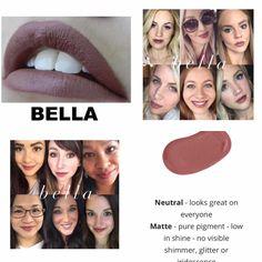 Bella - Neutral/browns. www.senegence.com - Distributor ID# 255261 email me: jessicaedmonson@gmail.com 720-884-6457 www.facebook.com/groups/JessicasKissThis IG: JessicasKissThis