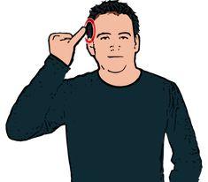Baby Sign Language Video, Sign Language Words, Sign Language Alphabet, Learn Bsl, Learn To Sign, British Sign Language Dictionary, American Sign Language, Kids Sleep, Child Sleep