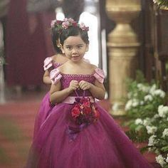 Flower Girl Dresses - Luizelle & Rico: Dresses - Wedding Photos | BridalBook.ph