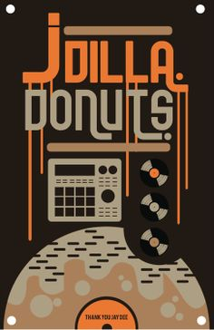 J Dilla ~ Donuts.....Off the Chain!