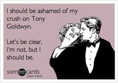 LOL #Scandal #Tony Goldwyn