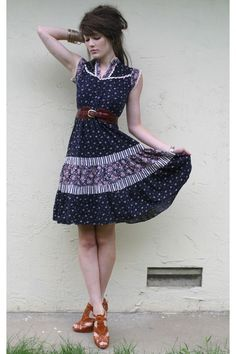 I would wear dresses everyday in the right weather!